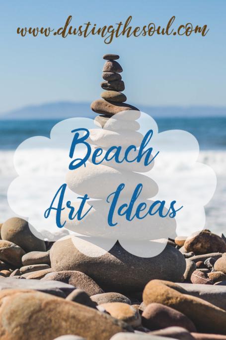 beach art ideas