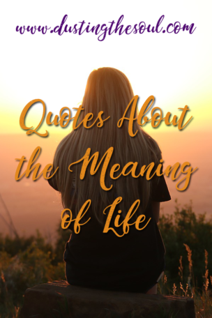 Quotes About the Meaning of Life www.curiousdaydreams.com