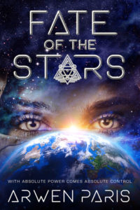 Book cover for Fate of the Stars by Arwen Paris
