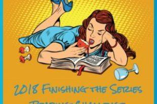 2018 Finishing the Series Reading Challenge #FinishingTheSeries2018