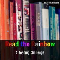 2018 Read the Rainbow Reading Challenge #readtherainbow2018