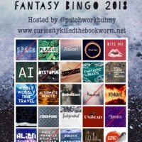 Science Fiction vs. Fantasy Bingo 2018 #SFvsFBingo