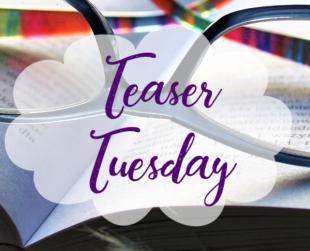 Teaser Tuesday blog meme at www.curiousdaydreams.com