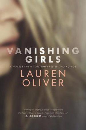 Book cover for Vanishing Girls by Lauren Oliver