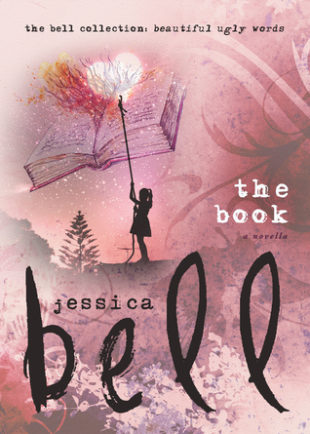 Book cover for The Book by Jessica Bell