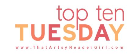 Badge for Top Ten Tuesday meme