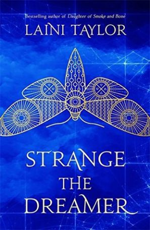 Strange the Dreamer book cover by Laini Taylor