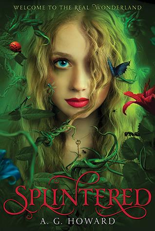 Book cover for Splintered