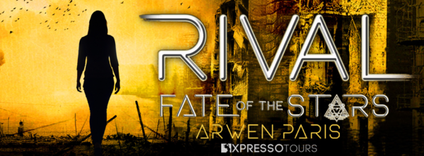 Cover reveal banner for Rival by Arwen Paris