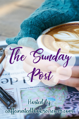 Picture of a girl in a teal jumper holding a coffee cup whilst reading the newspaper