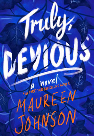 Book cover for Truly Devious by Maureen Johnson