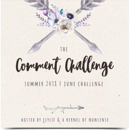 summer 2018 comment challenge