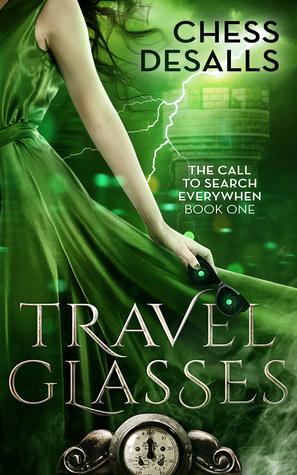 Travel Glasses by Chess Desalls