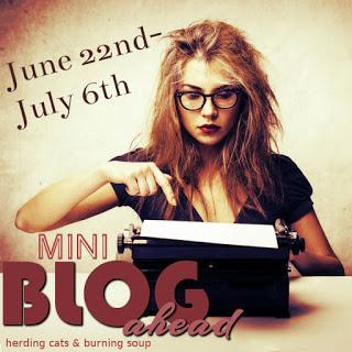 Button for Mini Blog Ahead June 2018