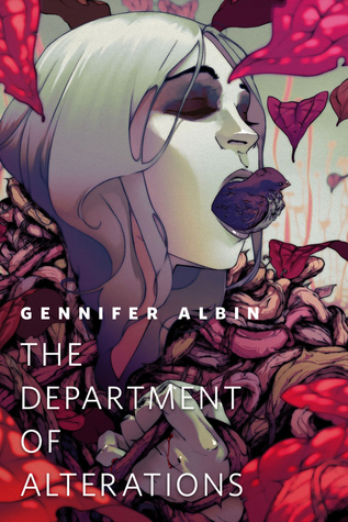 Book cover from The Department of Alterations by Gennifer Albin