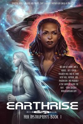 Book cover for Earthrise