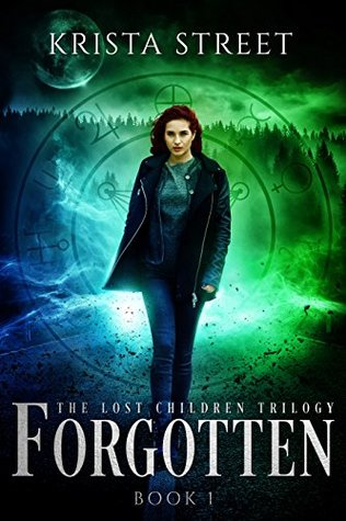 Book cover for Forgotten by Krista Street