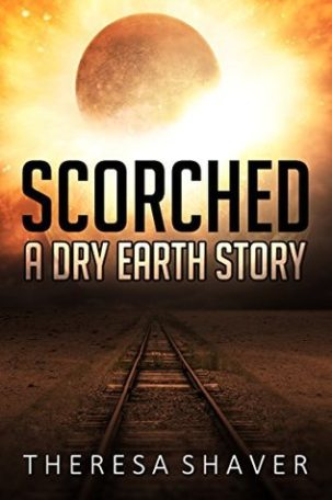 Book cover for Scorched