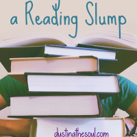 #TopTenTuesday: 10 Ways to Beat a Reading Slump