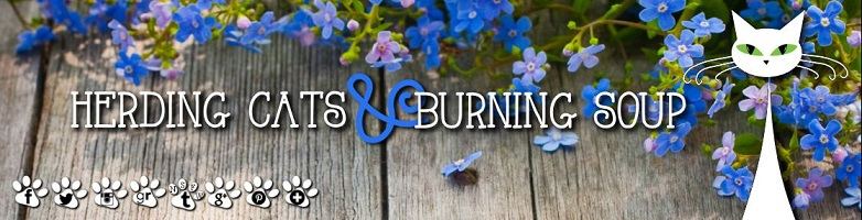 Banner for Herding Cats and Burning Soup