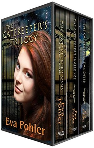 Book cover for the gatekeepers trilogy