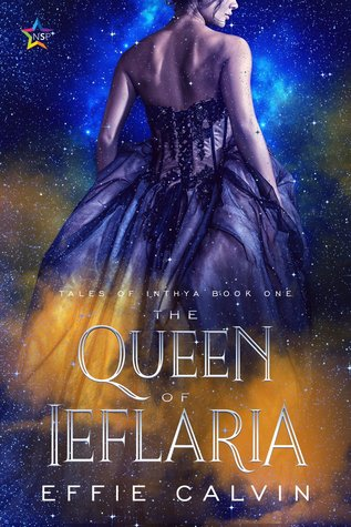 Book cover for The Queen of Ieflaria