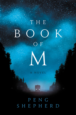 Book cover for the Book of M
