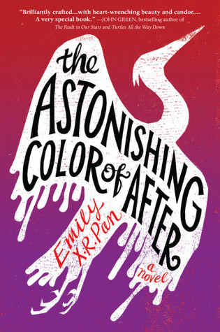 Book cover for the Astonishing Color of After
