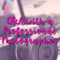 Q & A with Professional Photographer Marina Art