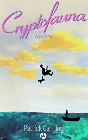 Book cover for Cryptofauna by Patrick Canning