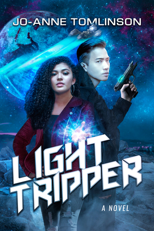 book cover for Light Tripper