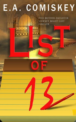 book cover for List of 13