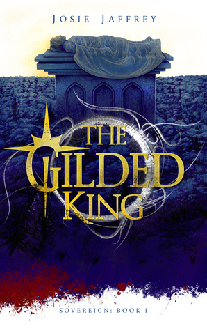 book cover for The Gilded King