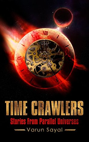 book cover for Time Crawlers