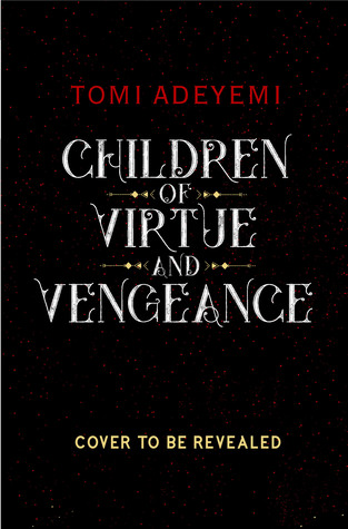 book cover for Children of Virtue and Venegeance