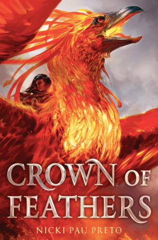 book cover for Crown of Feathers