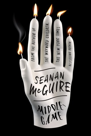 book cover for Middlegame