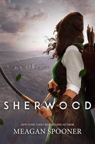 book cover for Sherwood