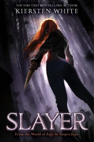 book cover for Slayer