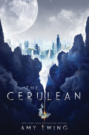 book cover for The Cerulean