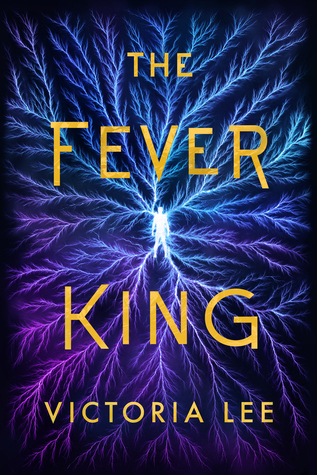 book cover for The Fever King