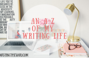 A-Z of My Writing Life (Master List)