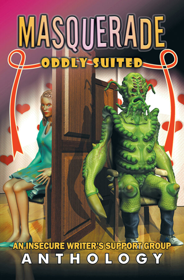Official cover art for Masquerade: Oddly Suited