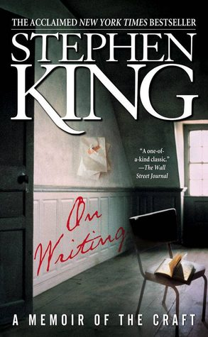 Book cover for On Writing by Stephen King