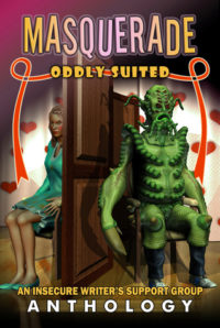 book cover for Masquerade: Oddly Suited