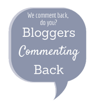 Bloggers commenting back badge