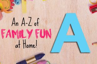 A is for Agenda of Activities #AtoZChallenge