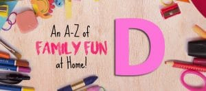 D is for Dance #AtoZChallenge