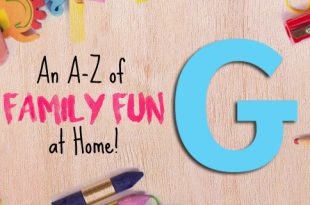 G is for Games #AtoZChallenge