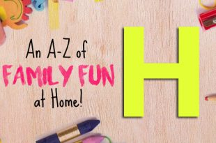 H is for Housework #AtoZChallenge